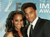 Anika Noni Rose and Michael Ealy