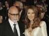 Celine Dion and husband, Rene Angelil