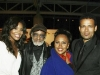 Gabrielle Union, Melvin Van Peebles, Jennifer Lewis and Mario Van Peebles