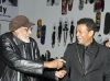 Melvin Van Peebles and Mario Van Peebles