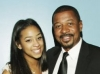 Robert Townsend and daughter
