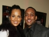 Lisa Raye and Jaleel White