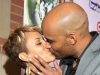 Nicole Ari Parker and Boris Kojo