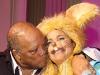 Quincy Jones Debbie Allen