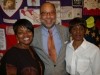 Monique Harris, Kevin Blackburn, Wilma Banks