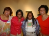 Yvonne Johnson (NDOC), Claire Griffin (Fresh Start Family Services) Khristian Griswald, Kelly Gafford of Fresh Start
