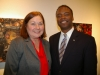 Colleen Henry ( State Director U.S. Department of Labor, Office of Apprenticeship) W. Anthony Roeback, (U.S. Department of Veterans Affairs, Employment Coordinator)