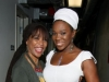 India Arie and mother, Simpson
