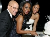 Vincent Hughes and Sheryl Lee Ralph with daughter
