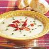 FOOD FOR THE SOUL: Cream of Potato Cauliflower Soup