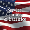 Service, Courage & Sacrifice
