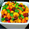 FOOD FOR THE SOUL: Curried Chickpea Salad