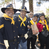 Buffalo Soldiers Visit Local McDonald's Restaurants