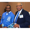Phi Beta Sigma Reigns in Blue and White