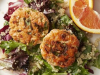 FOOD FOR THE SOUL: Wild Caught King Salmon Cakes and Quinoa Salad