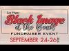 Las Vegas Black Image at the Beach