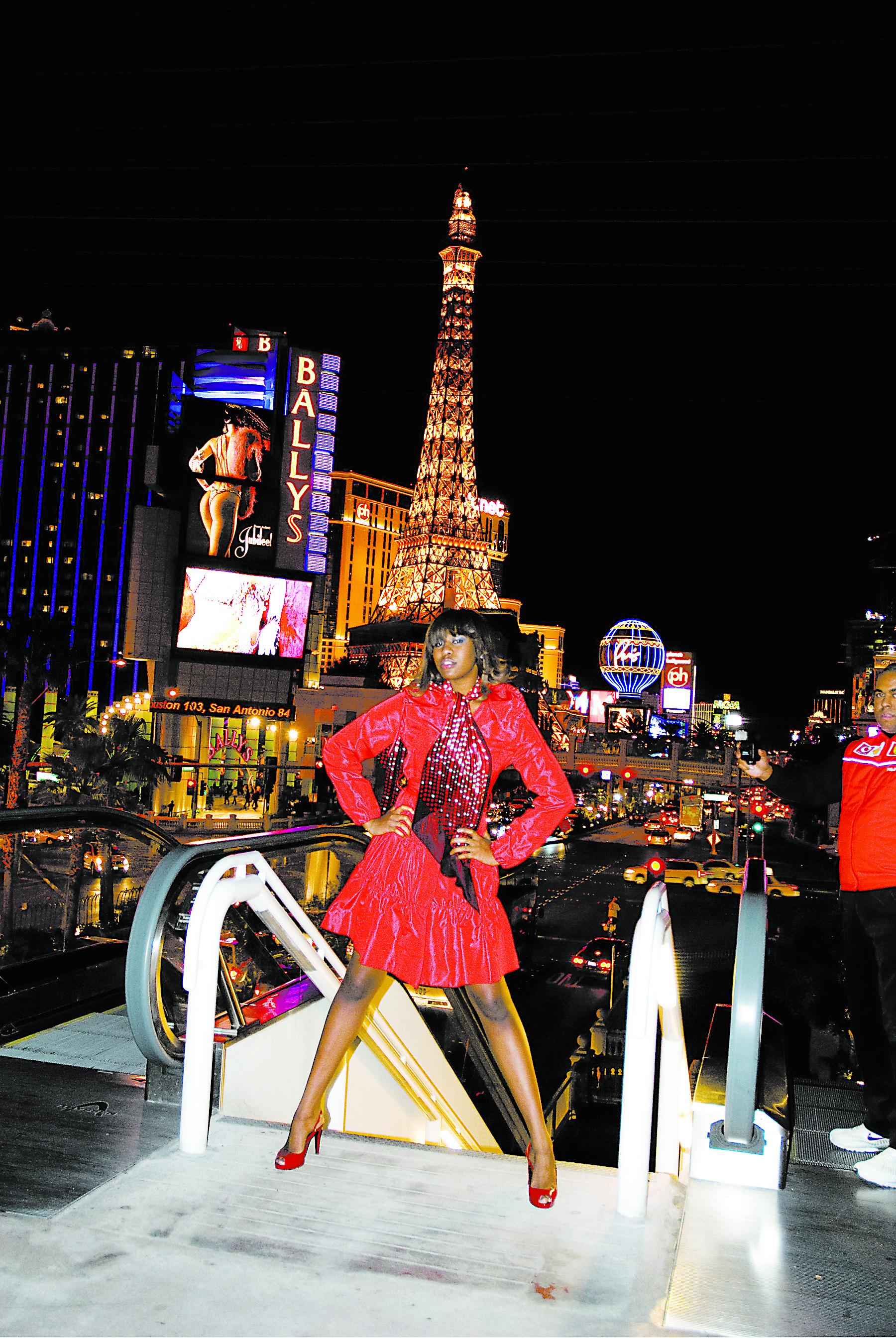 Mocha Models Valentine S Day Fashions Las Vegas Black