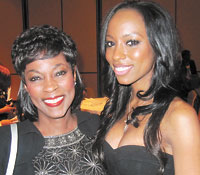 Joanna Wesley with daughter Willette (Denise) Tarver