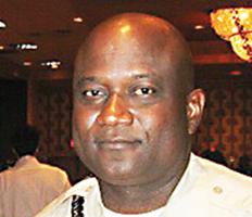 Officer Francois Obasi