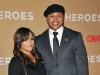 LL Cool J and wife, Simone