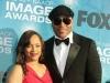Simone Johnson and LL Cool J