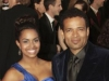 Mario Van Peebles and daughter