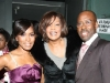 Angela Bassett, Whitney Houston and Courtney B Vance
