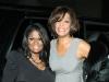 Kim Burrell and Whitney Houston