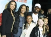 Martin Lawrence with family