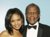 Kimberly Elise and Sidney Poitier