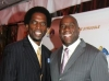 A. C. Green & Ervin Magic Johnson