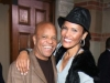 Berry Gordy and wife