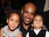 Boris Kojo and children