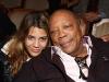 Quincy Jones and daughter