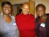 Jocelyn Oats, Rev Lleslie Johnson, Stacy Thornton