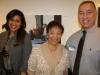Leena Randhawa (Community Lending Consultant FHLBSF), Ann Seifert (Nevada Microenterprise Initiative) and Len Bernardo (of SBA)