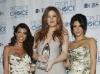 2011 People's Choice Awards - Kourtney Kardashian, Khloe Kardashian, and Kim Kardashian