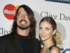 Dave Grohl and wife, Jordyn Blum Grohl