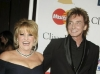 Lorna Luft and Barry Manilow