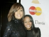 Whitney Houston with daughter, Bobbi Kristina