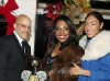 Vincent Hughes, Sheryl Lee Ralph and daughter