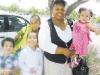 Cynthia Brooks and Family.