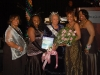2011 Emerald Ball Queen Ms. Barbara Kirkland