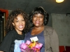 Wendy Raquel Robinson and Loretta Devine