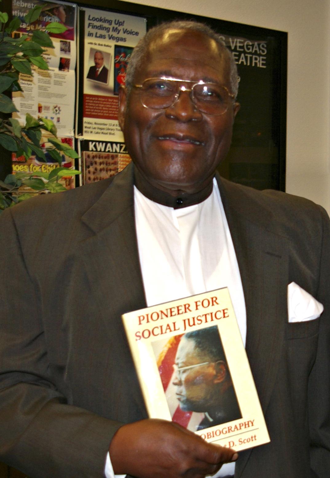 Rev. Jesse Scott