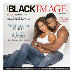 Wedded Bliss : Las Vegas Black Image Magazine